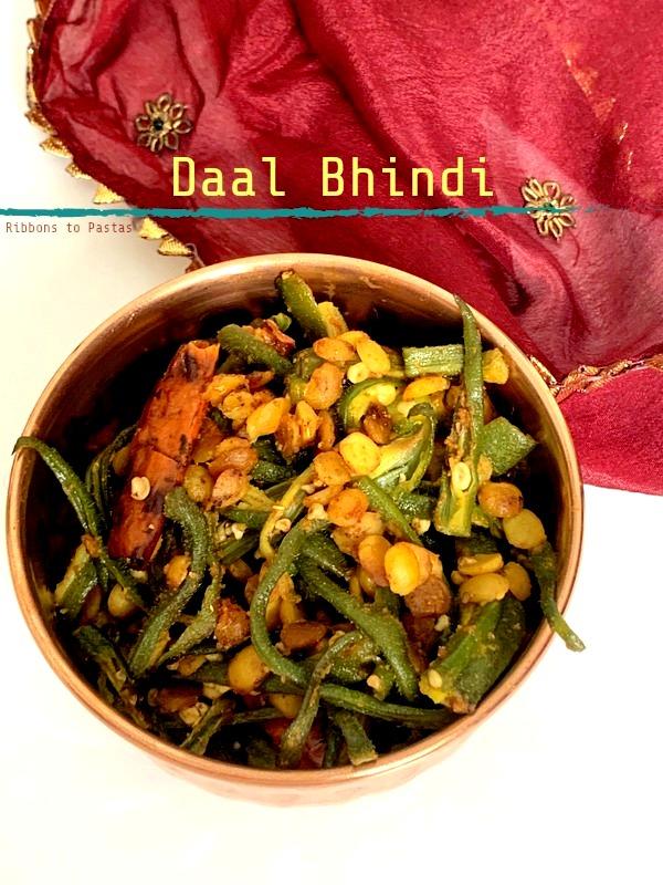 Daal Bhindi