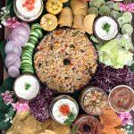Mexican Appetiser Platter